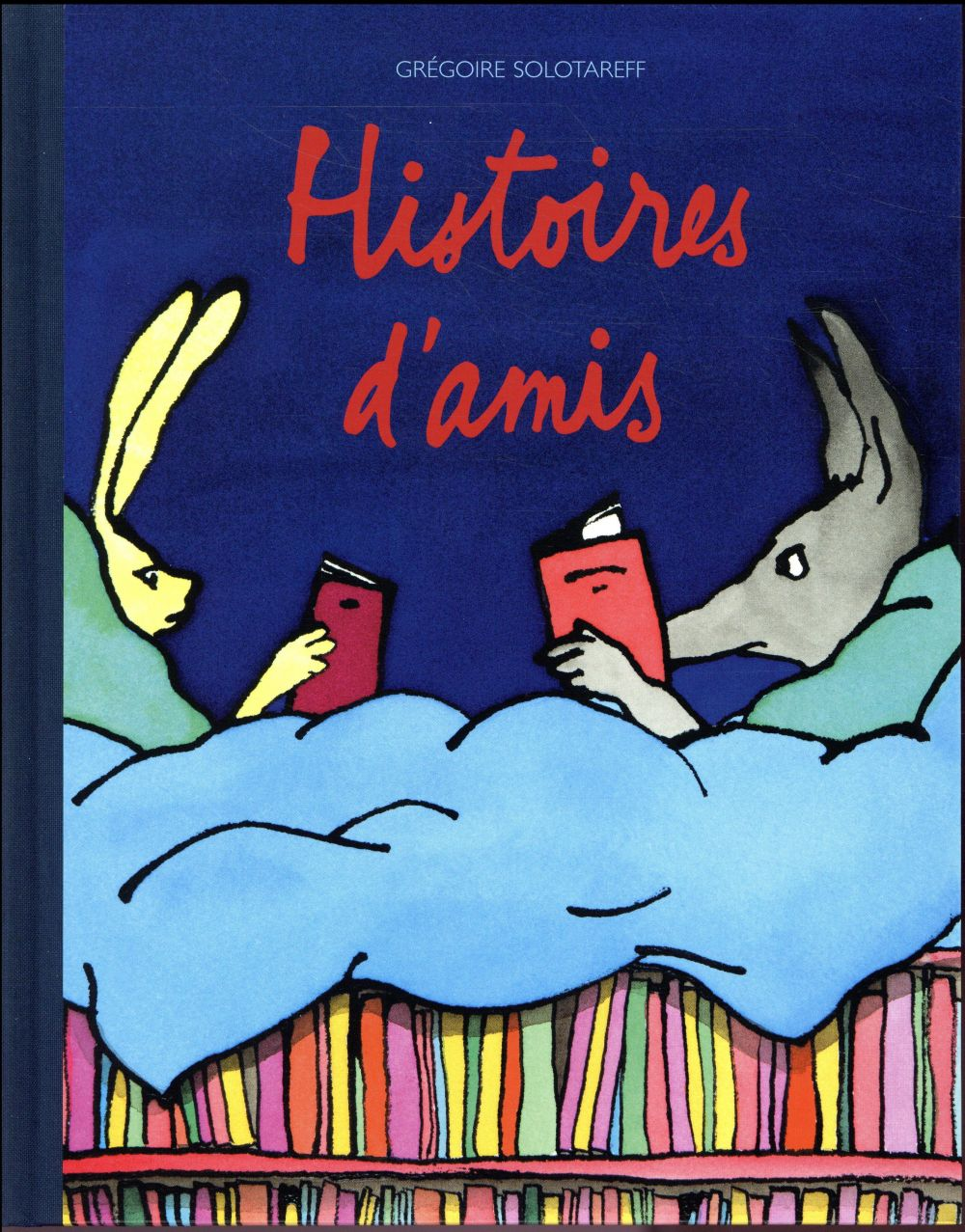 HISTOIRES D'AMIS